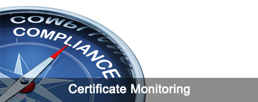 Certificate Monitoring