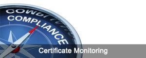 Certificate Monitoring